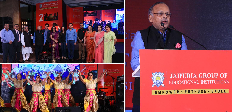 Jaipuria Alumni Meet 2017 Glimpses