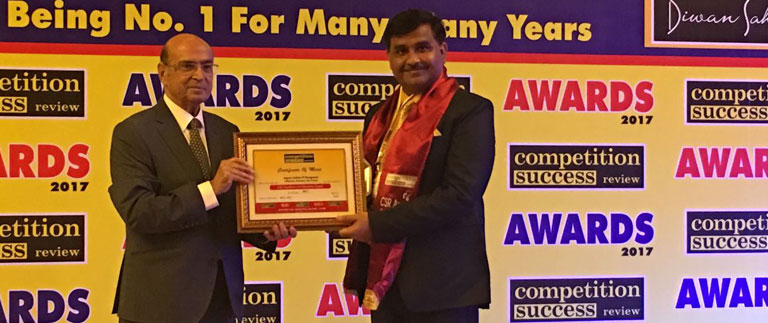 "Jaipuria Institute of Management, Indirapuram Ghaziabad has been conferred with ""CSR Excellence In Education Award for the year 2017"""