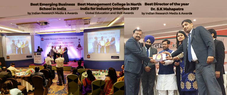 Congratulations  Jaipuria School of Business for the Hatrick