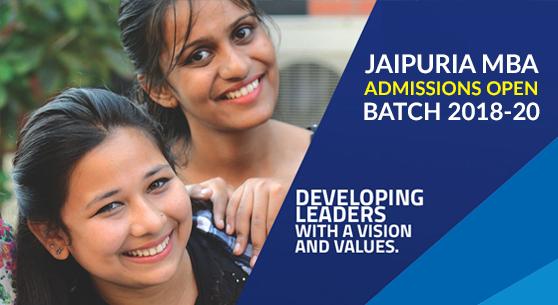 Jaipuria Institute of Management, Indirapuram Ghaziabad - Admission Open 2018