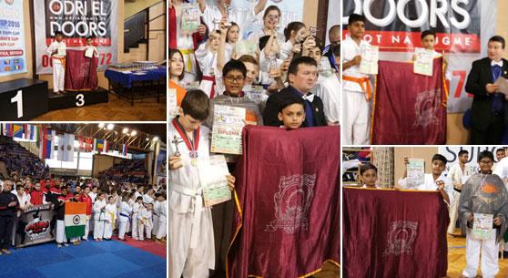 Kyokushin Super ENPI Karate - CUP 2018