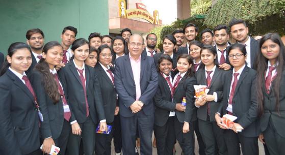 Industrial Visit to Parle-G, Jaipuria Institute Of Management, Indirapuram Ghaziabad