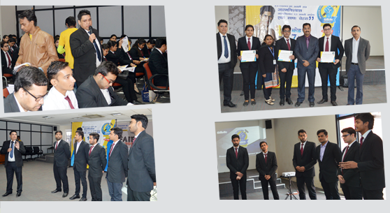 "Career Development & Personailty Grooming Event  ""SAFALTA:Apni Muthi Mein"" In association with Amar Ujala & Gillette Guard"